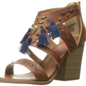 Jellypop Essaouira Navajo Style Sandals